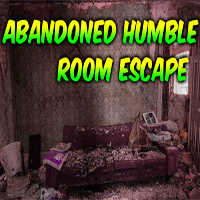 Abandoned Humble Room Escape