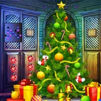 Christmas Forest Escape