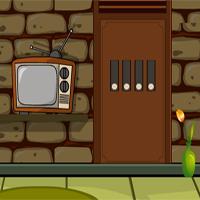 Clay Brick House Escape