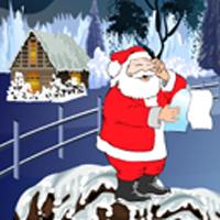 Clock House Santa Escape