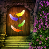 Colorful Feathers Escape