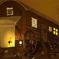 Diamond Hunt 3 : Cowboy House Escape