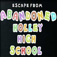 Escape From Abandoned Holley High School