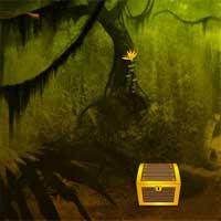 Fantasy Jungle Downfall Escape