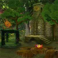 Fantasy Monster Rescue Escape