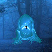 Halloween Creepy Forest Escape