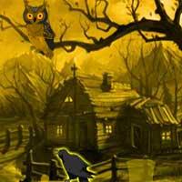 Haunted Halloween Village Escape