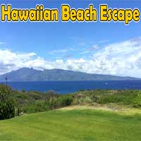 Hawaiian Beach Escape