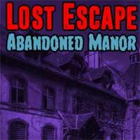 Lost Escape: Abandoned Manor