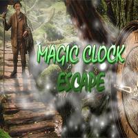 Magic Clock Escape