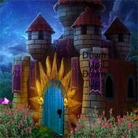 Magician Palace Escape