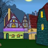 Medieval Fantasy Village Escape