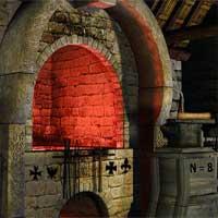 Medieval House Escape