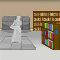 Mission Escape – Library