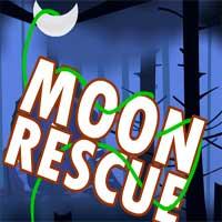 Moon Rescue Escape