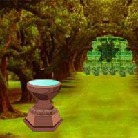 Oak Tree Forest Escape