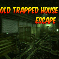 Old Trapped House Escape