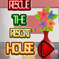 Rescue The Resort House