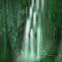 Secret Forest House Escape