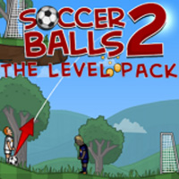 Soccer Balls 2 Level Pack