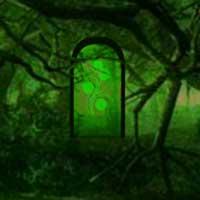Toxic Fantasy Forest Escape
