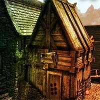 Witch Hut Escape