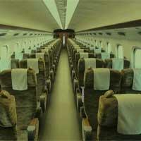World Fastest Train Escape